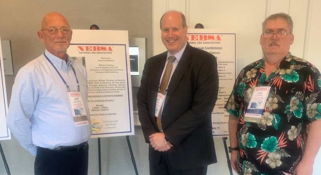 Views On Learning Sponsors 2020 NEBSA Conference Keynote